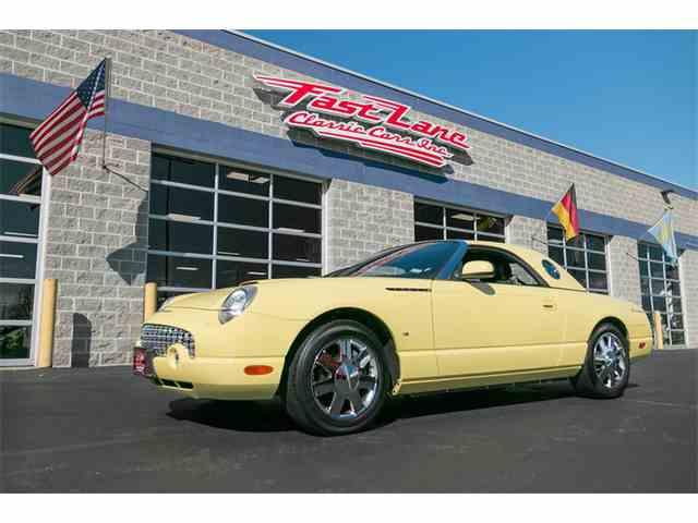2002 Ford Thunderbird | 962857