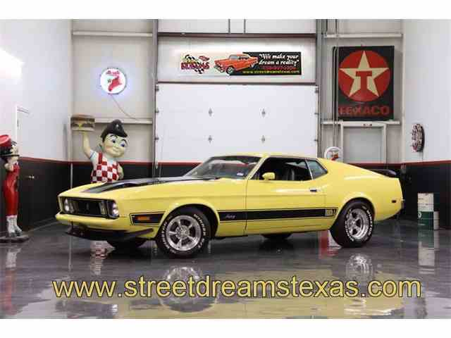 1973 Ford Mustang | 962862