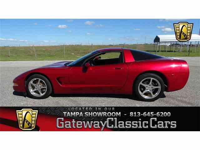 2000 Chevrolet Corvette | 962864