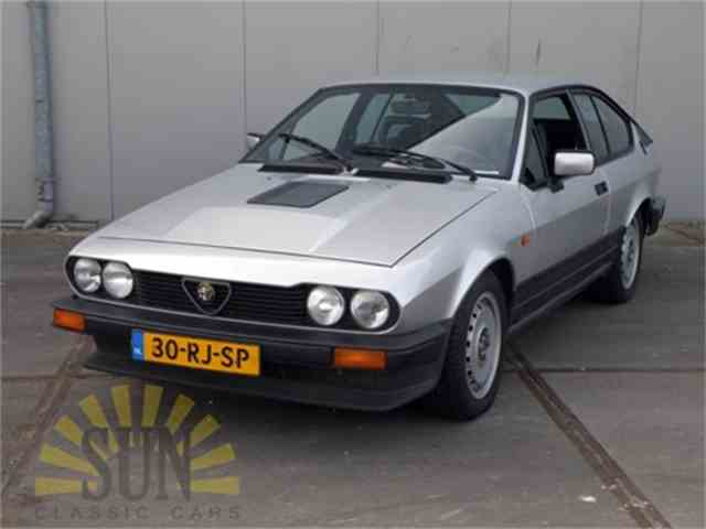 1985 Alfa Romeo 1750 GTV | 962867