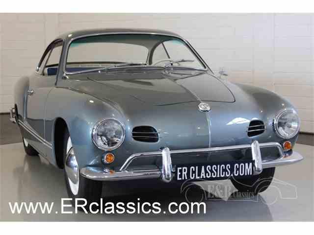1958 Volkswagen Karmann Ghia | 962868
