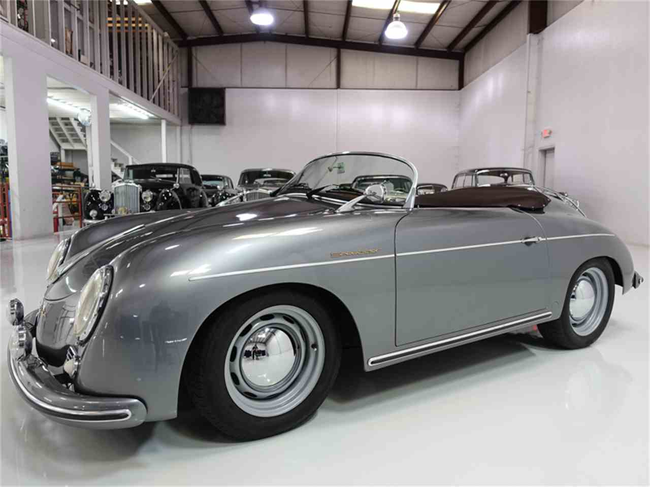 1957 porsche 356 for sale cc 962875. Black Bedroom Furniture Sets. Home Design Ideas