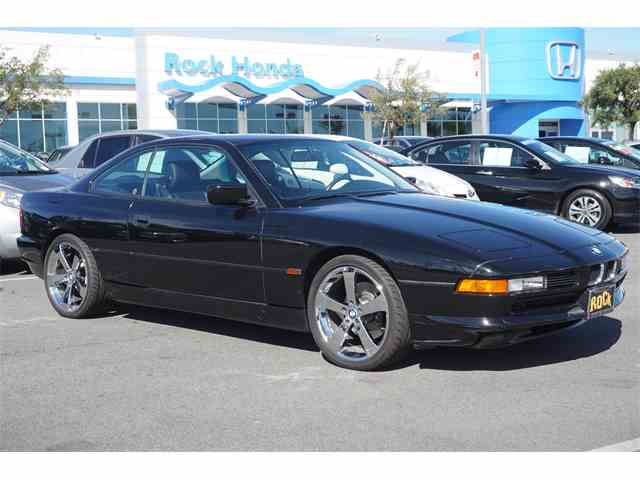 1997 BMW 8 Series | 962877