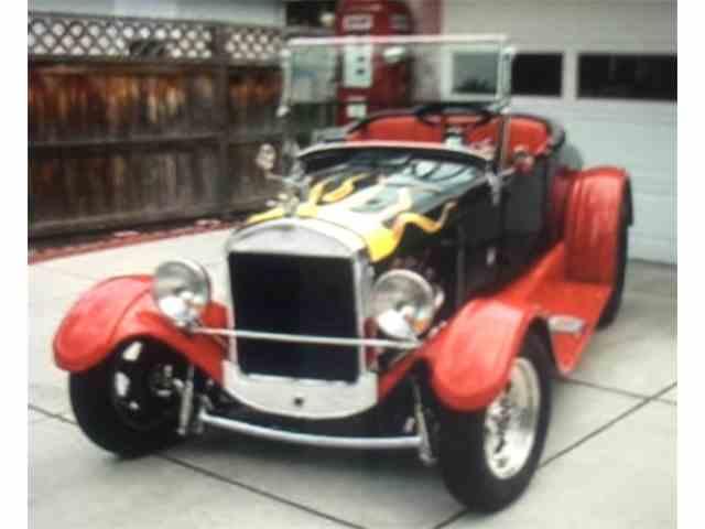 Picture of '27 Model T - KMYN