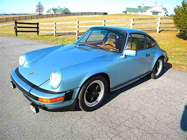 1981 Porsche 911SC | 962881