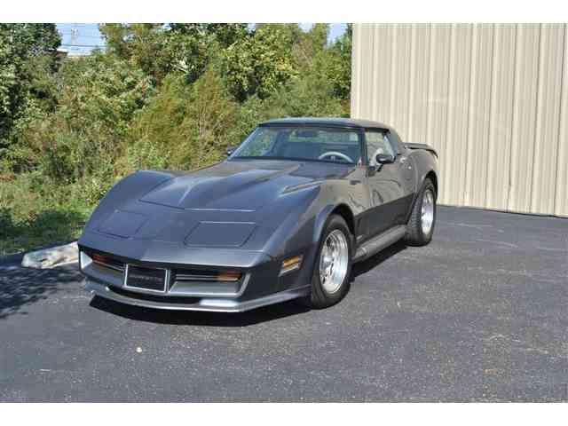 1981 Chevrolet Corvette | 962884