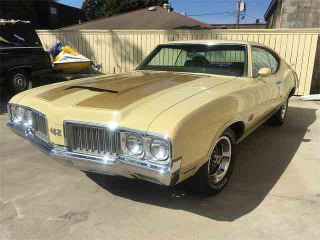 Picture of Classic 1970 Oldsmobile 442 - KMYT