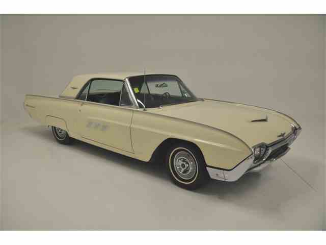 1963 Ford Thunderbird | 962890
