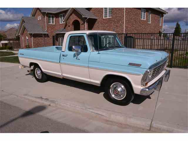 1967 Ford F100 | 962891