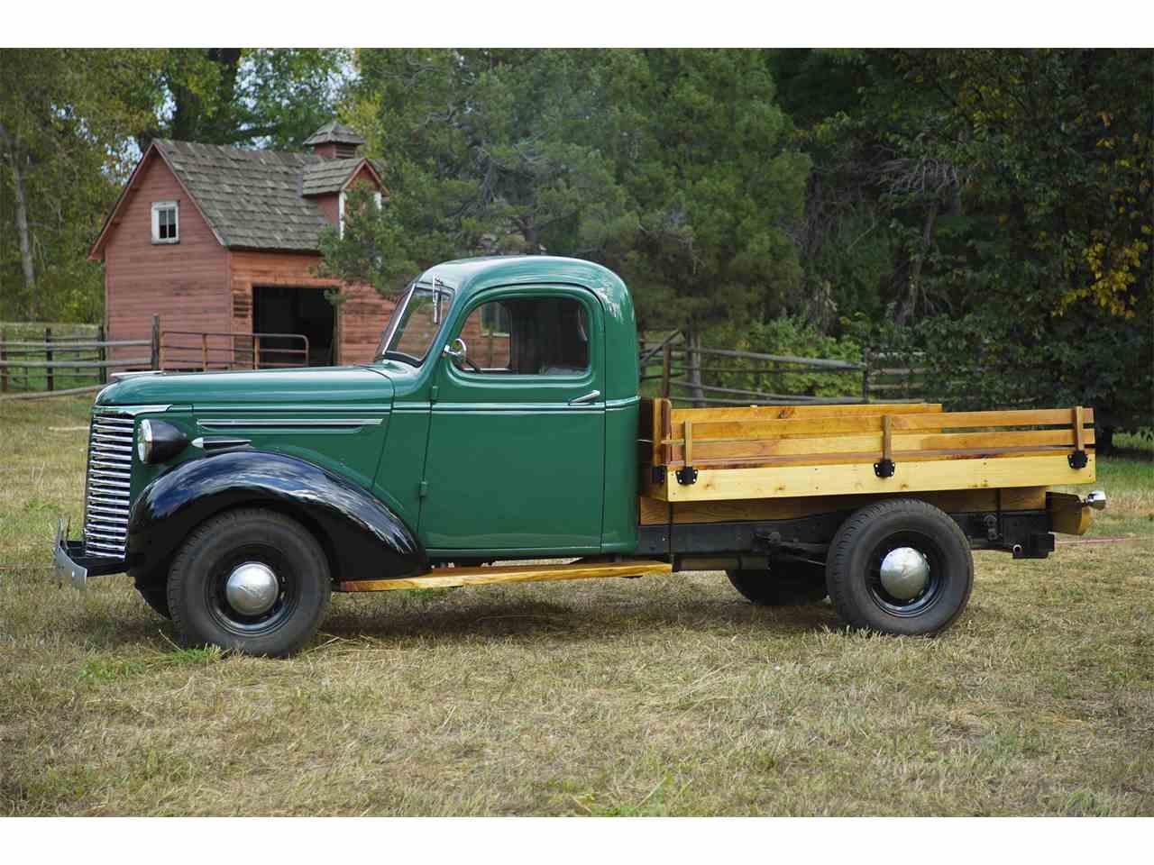 1939 chevrolet 3 4 ton pickup for sale cc 960029. Black Bedroom Furniture Sets. Home Design Ideas