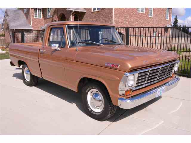 1967 Ford F100 | 962906