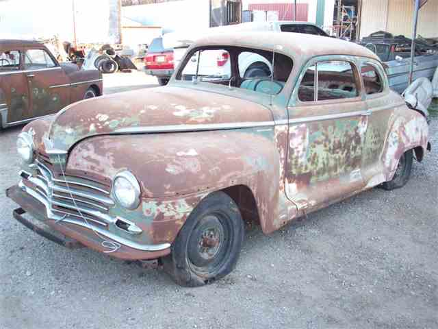 1948 Plymouth Coupe | 962907