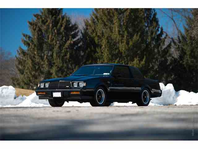 1987 Buick Grand National | 962909