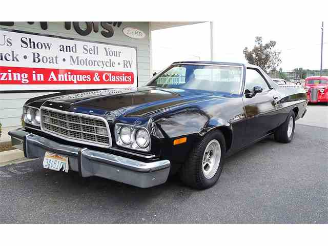 1973 Ford Ranchero | 962918
