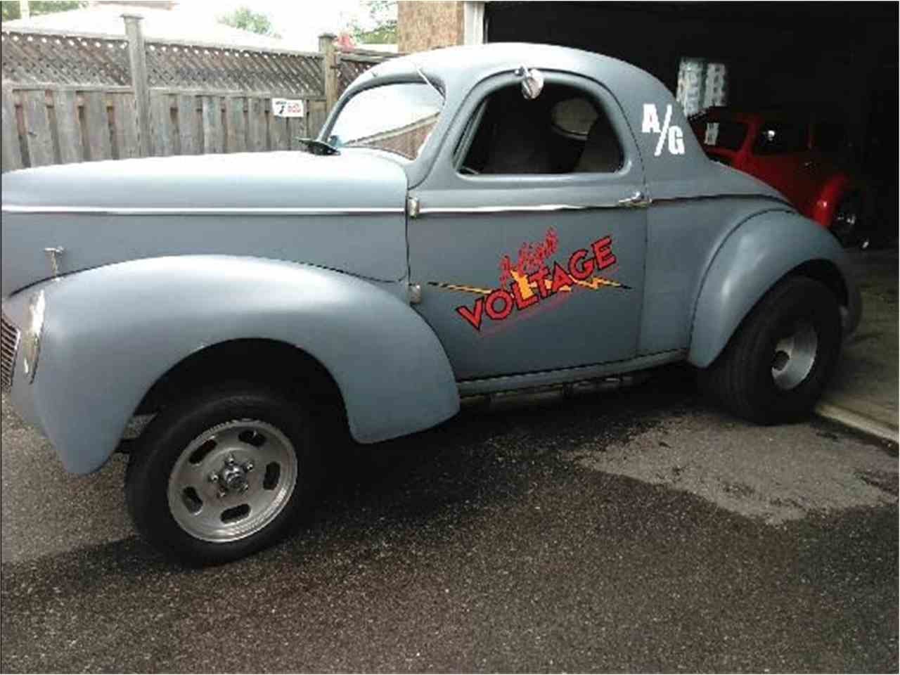 1940 Willys Coupe for Sale | ClassicCars.com | CC-962926