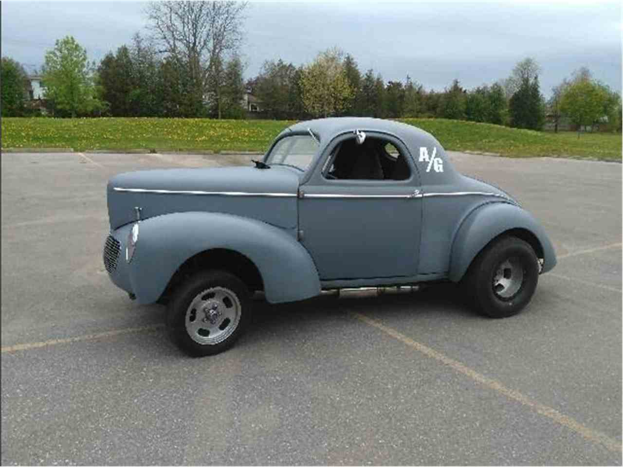 1940 Willys Coupe For Sale Classiccars Com Cc 962926