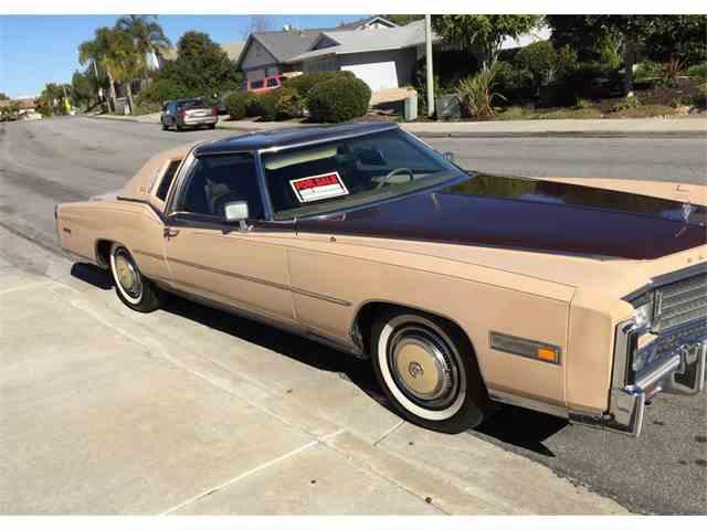 1978 Cadillac Eldorado Biarritz | 962934