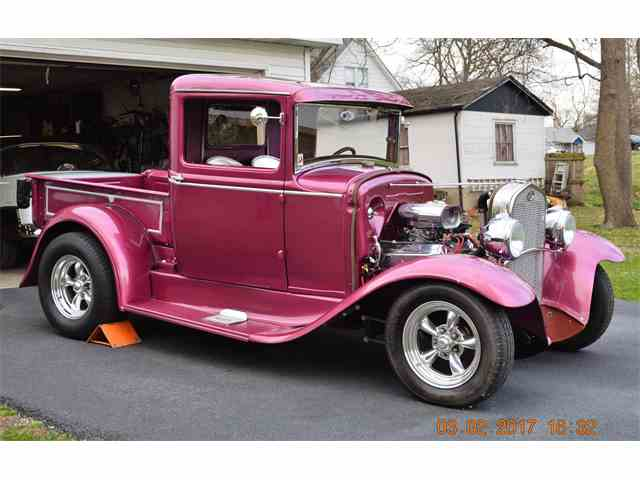 1931 Ford Model A Street Rod | 962938