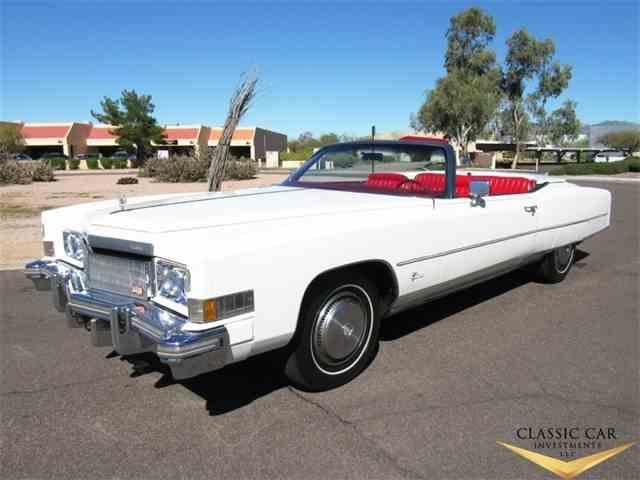 1974 Cadillac Eldorado | 962939