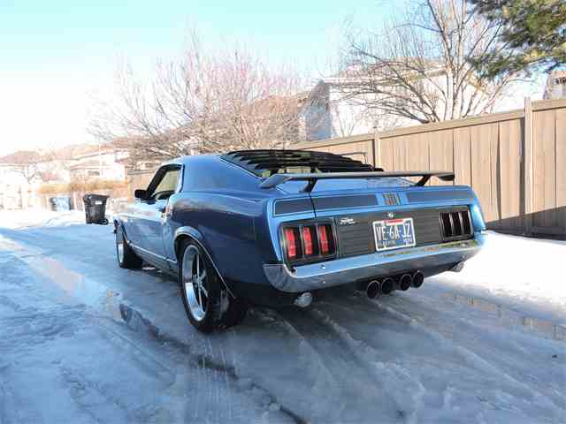1970 Ford Mustang | 962940