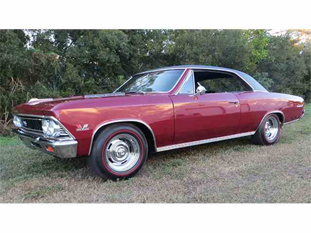 1966 Chevrolet Chevelle SS 396 Sport Coupe | 962944