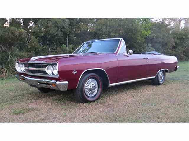 1965 Chevrolet Chevelle Malibu Convertible | 962945