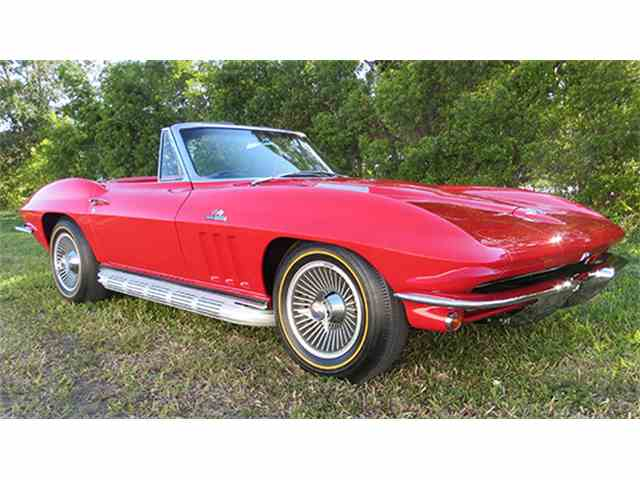 1965 Chevrolet Corvette 396/425 Convertible | 962946