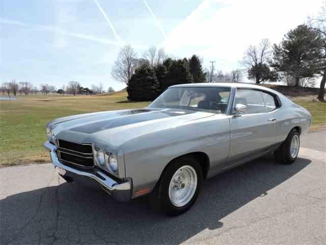 1970 Chevrolet Chevelle | 962948