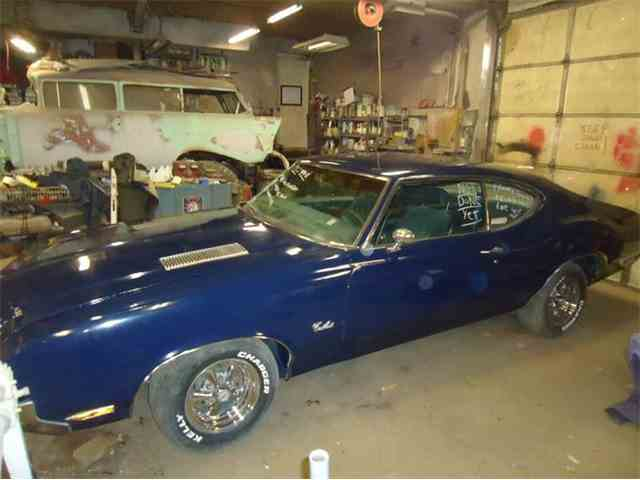 1972 Oldsmobile Cutlass Supreme | 962951