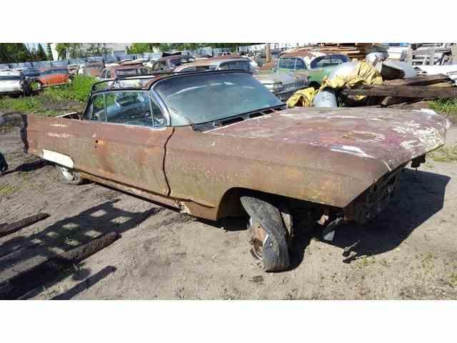 1962 Cadillac Convertible | 962954