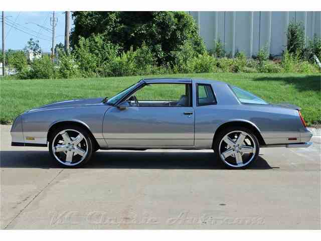 1987 Chevrolet Monte Carlo SS Aero Coupe | 962958