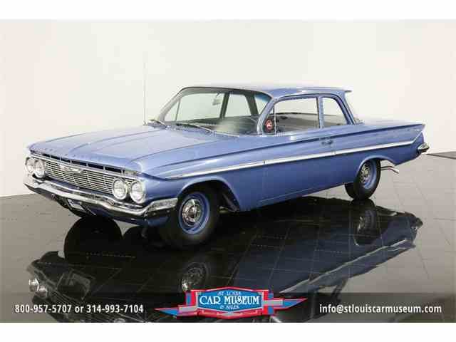 1961 Chevrolet Bel Air Flat Roof Sedan | 962966