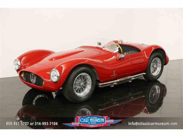 1954 Maserati A6GCS Spyder Recreation | 962967