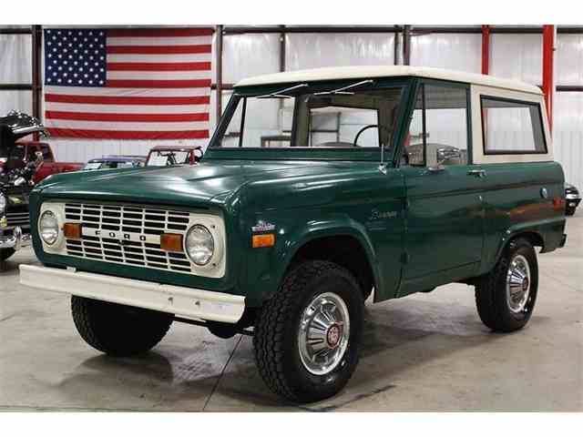 classifieds for classic ford bronco 99 available. Black Bedroom Furniture Sets. Home Design Ideas
