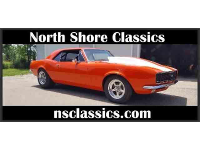 1967 Chevrolet Camaro | 962975