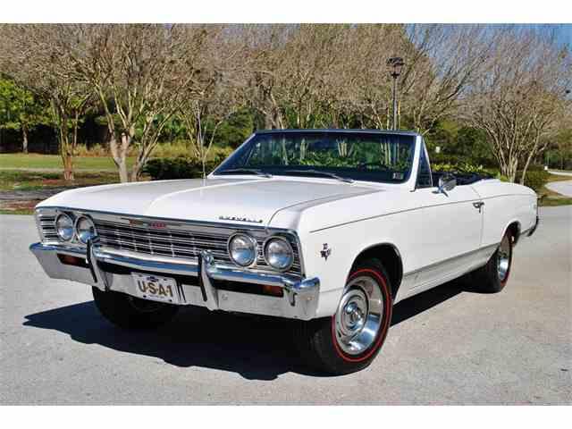 1967 Chevrolet Chevelle | 962982