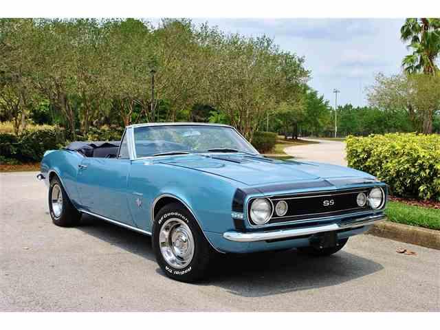 1967 Chevrolet Camaro | 962985