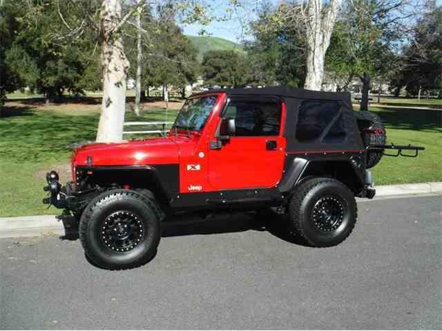2004 Jeep Wrangler | 962989