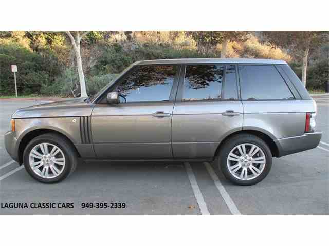 2010 Land Rover Range Rover | 962993