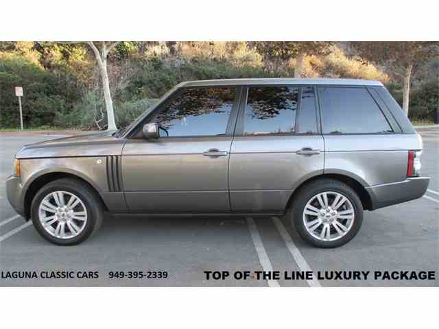2010 Land rover Range Rover  LUXURY | 962993