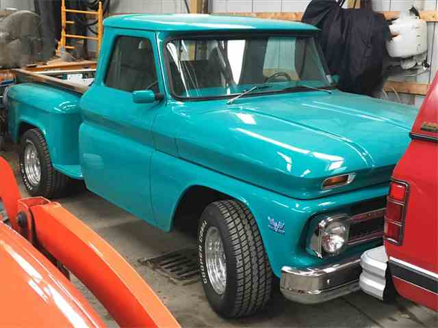 1966 Chevrolet C/K 10 | 962995