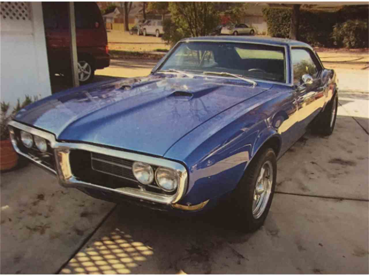 1968 pontiac firebird for sale cc 960030. Black Bedroom Furniture Sets. Home Design Ideas