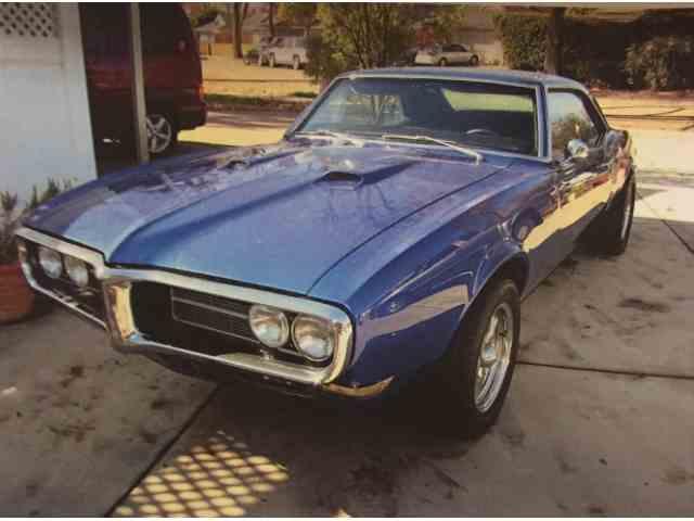 1968 Pontiac Firebird | 960030