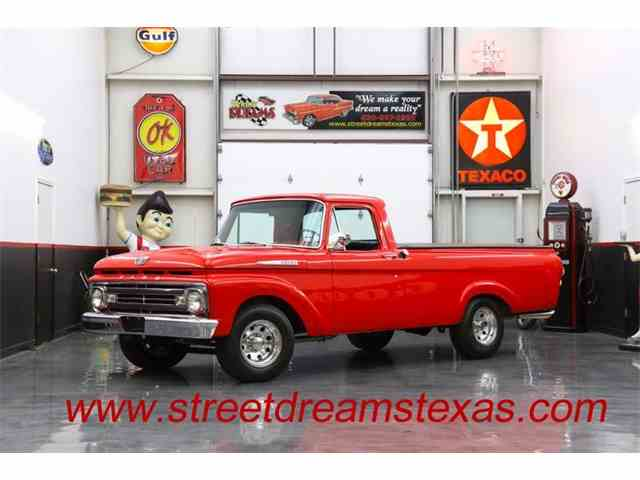 1962 Ford F100 | 963001
