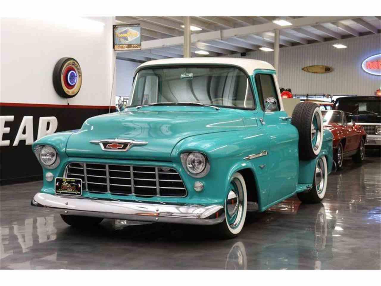 All Chevy 1955 chevrolet 3100 : 1955 Chevrolet 3100 for Sale | ClassicCars.com | CC-963002