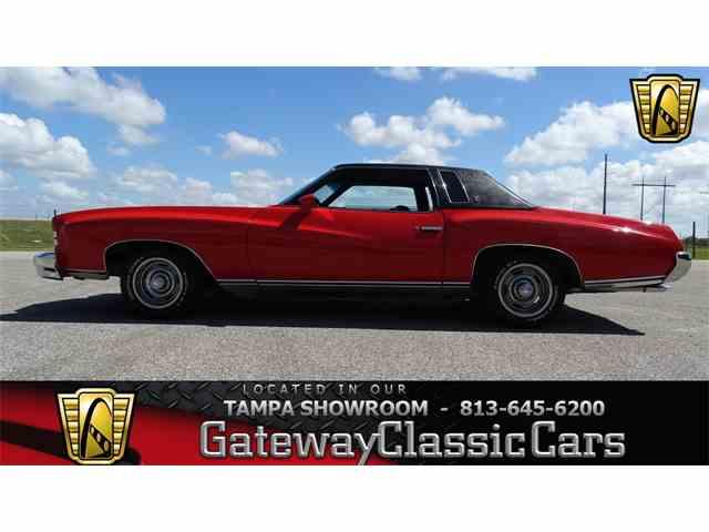 1973 Chevrolet Monte Carlo | 963004