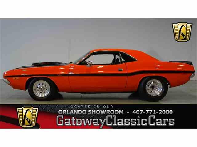 1972 Dodge Challenger | 963005