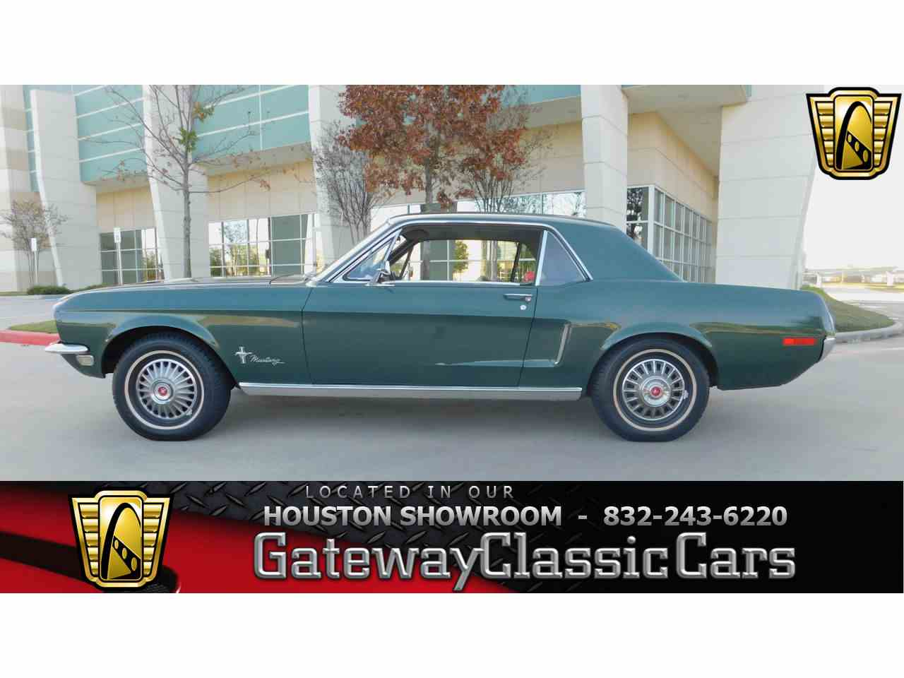 Large Picture of '68 Mustang - KN28