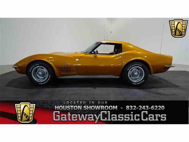 1972 Chevrolet Corvette | 963011