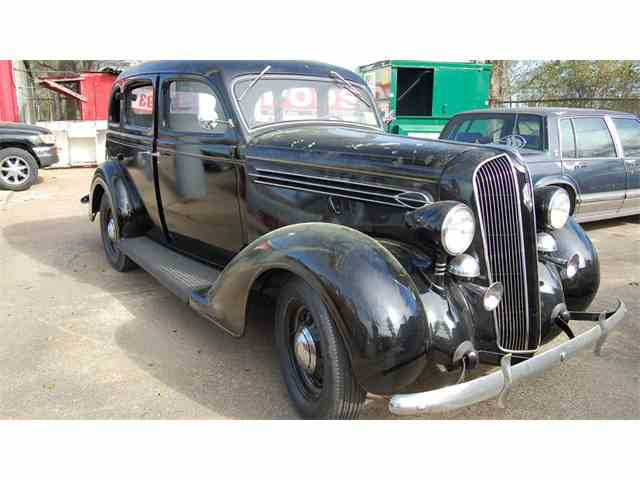 1936 Plymouth Deluxe | 963013